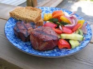 Sake Pork Tenderloin
