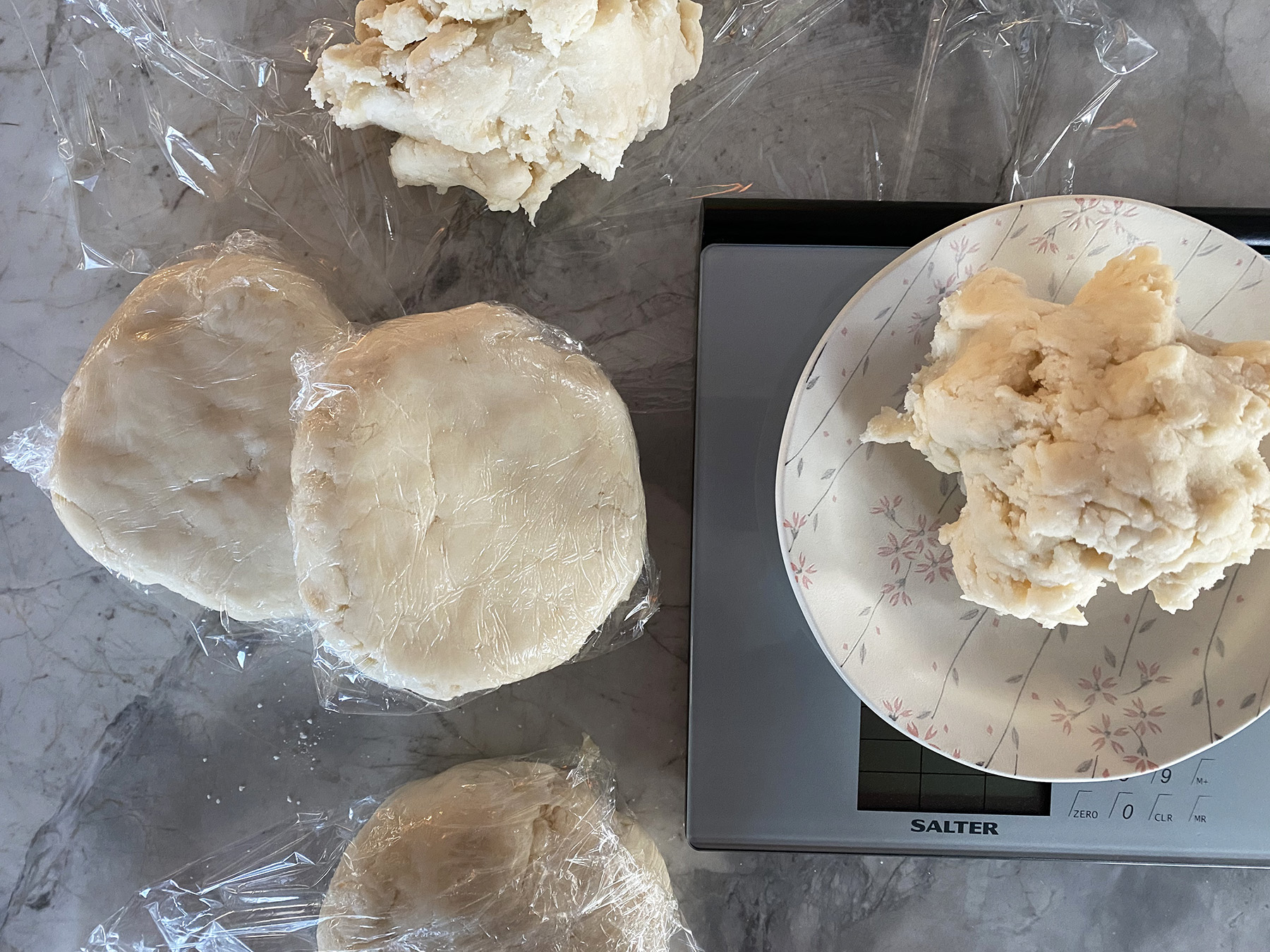 Pastry – Brown Sugar