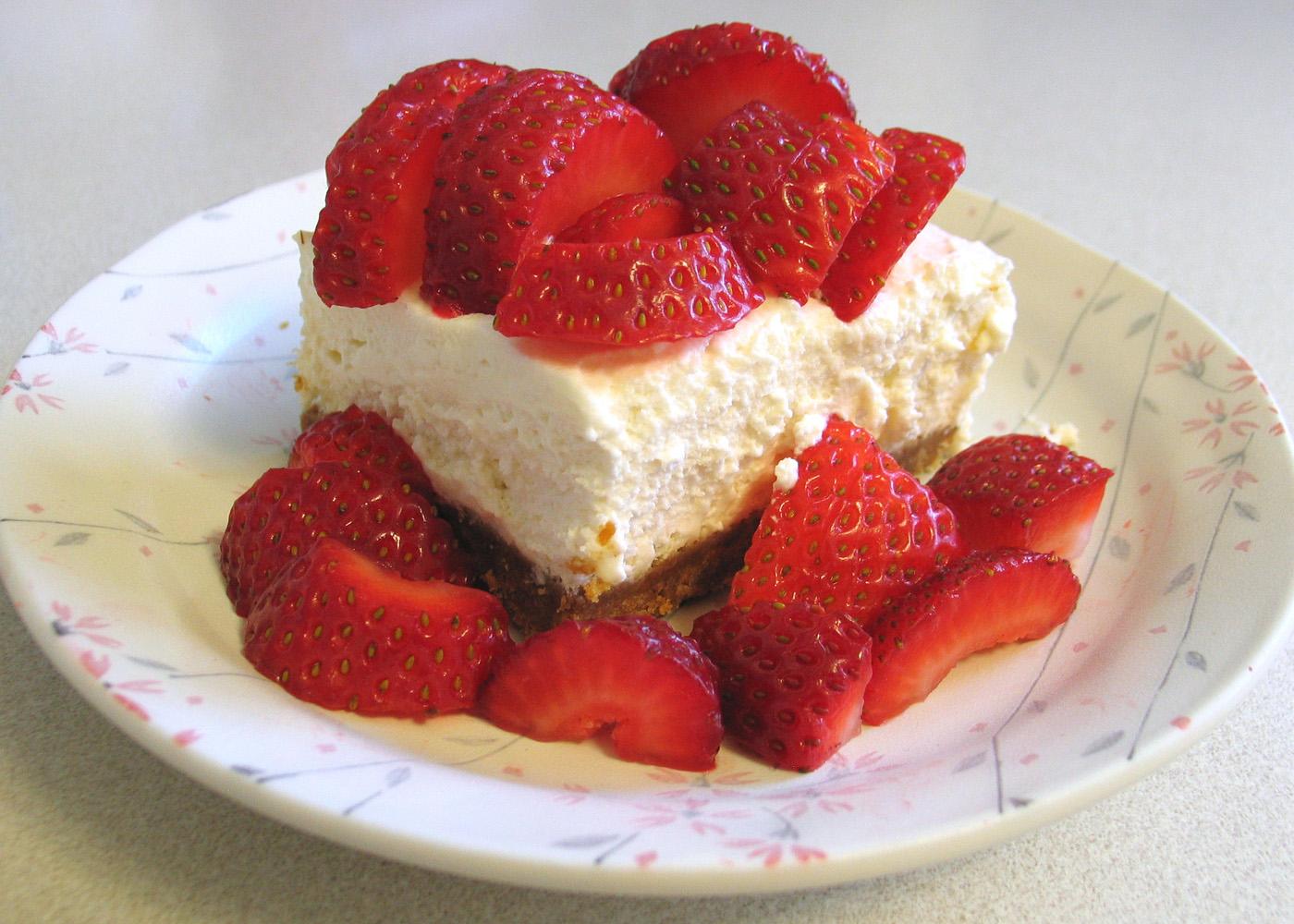Refrigerator Cheesecake