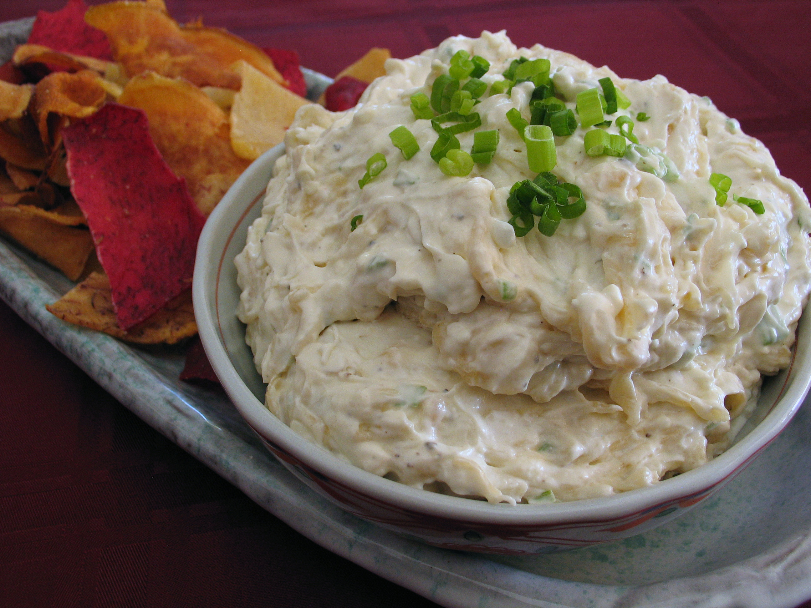 Sweet Onion Dip