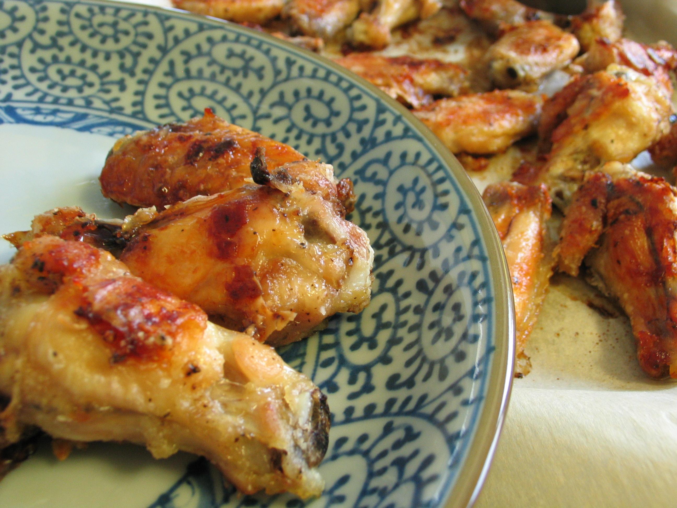Roast Chicken Wings