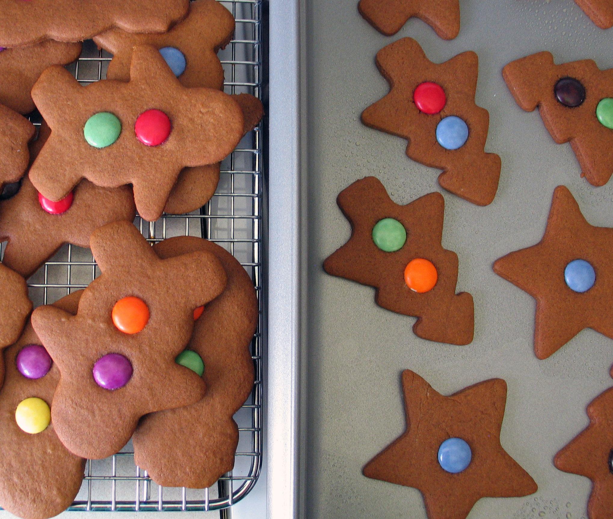 Gingerbread (Men)