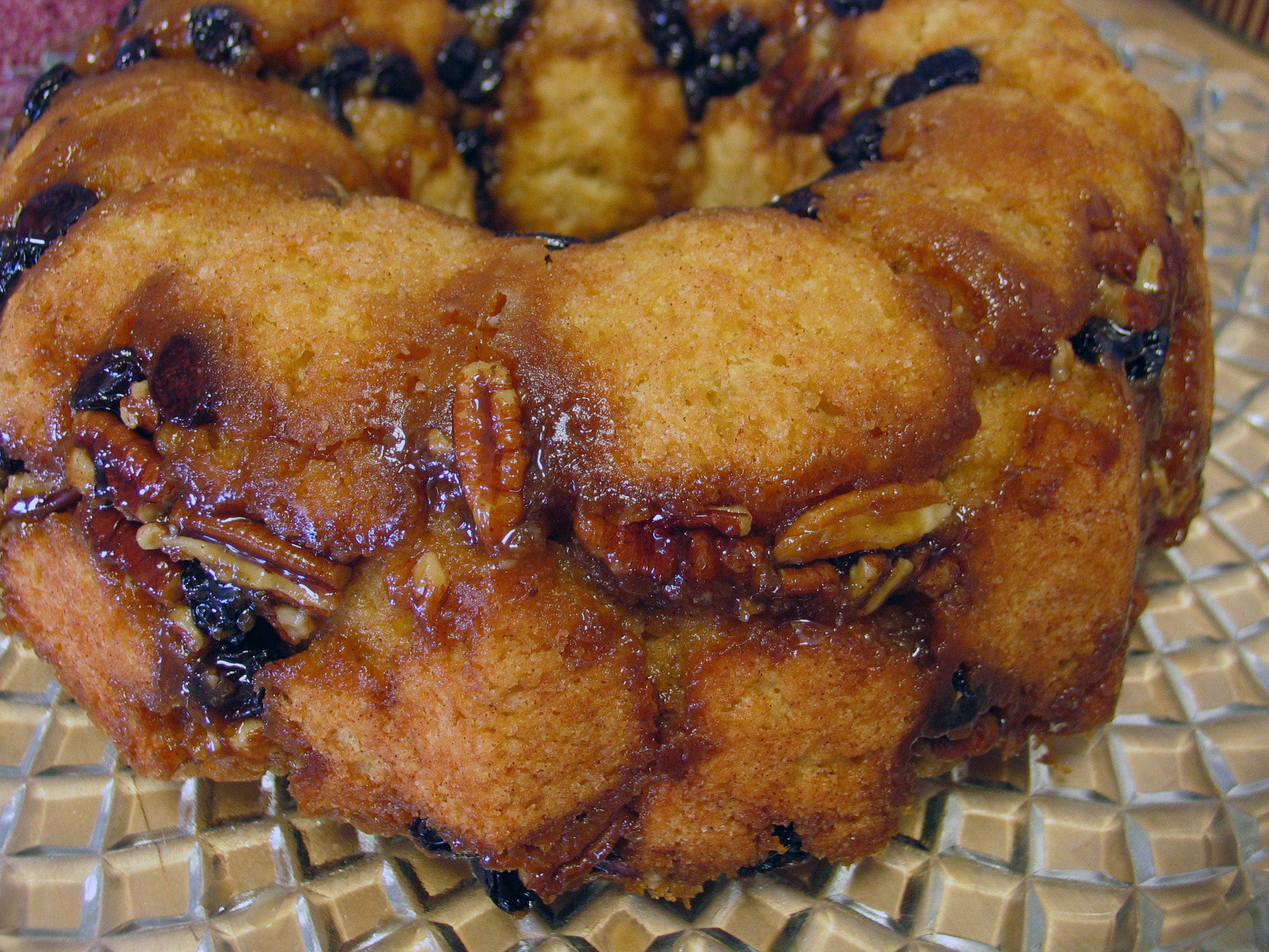 Monkey Bread (Quick, Biscuit-like Version)
