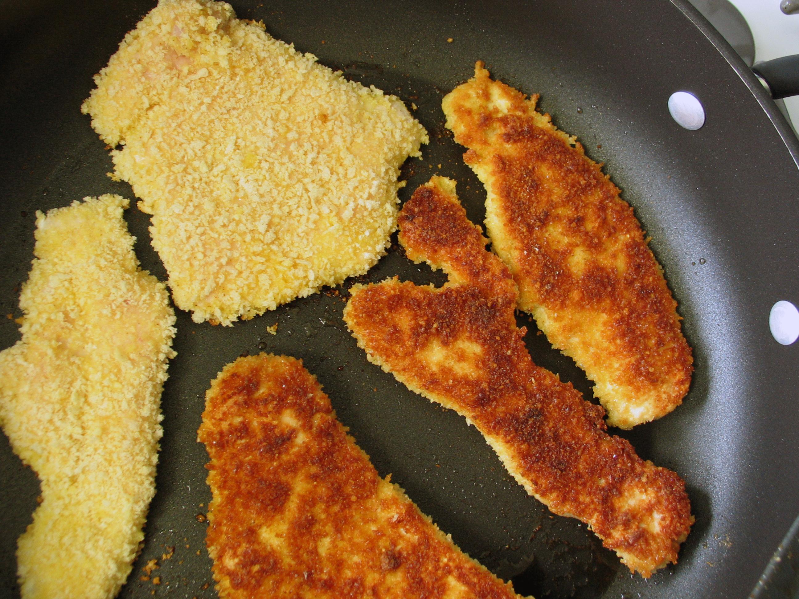 Chicken Cutlets (or Pork!)
