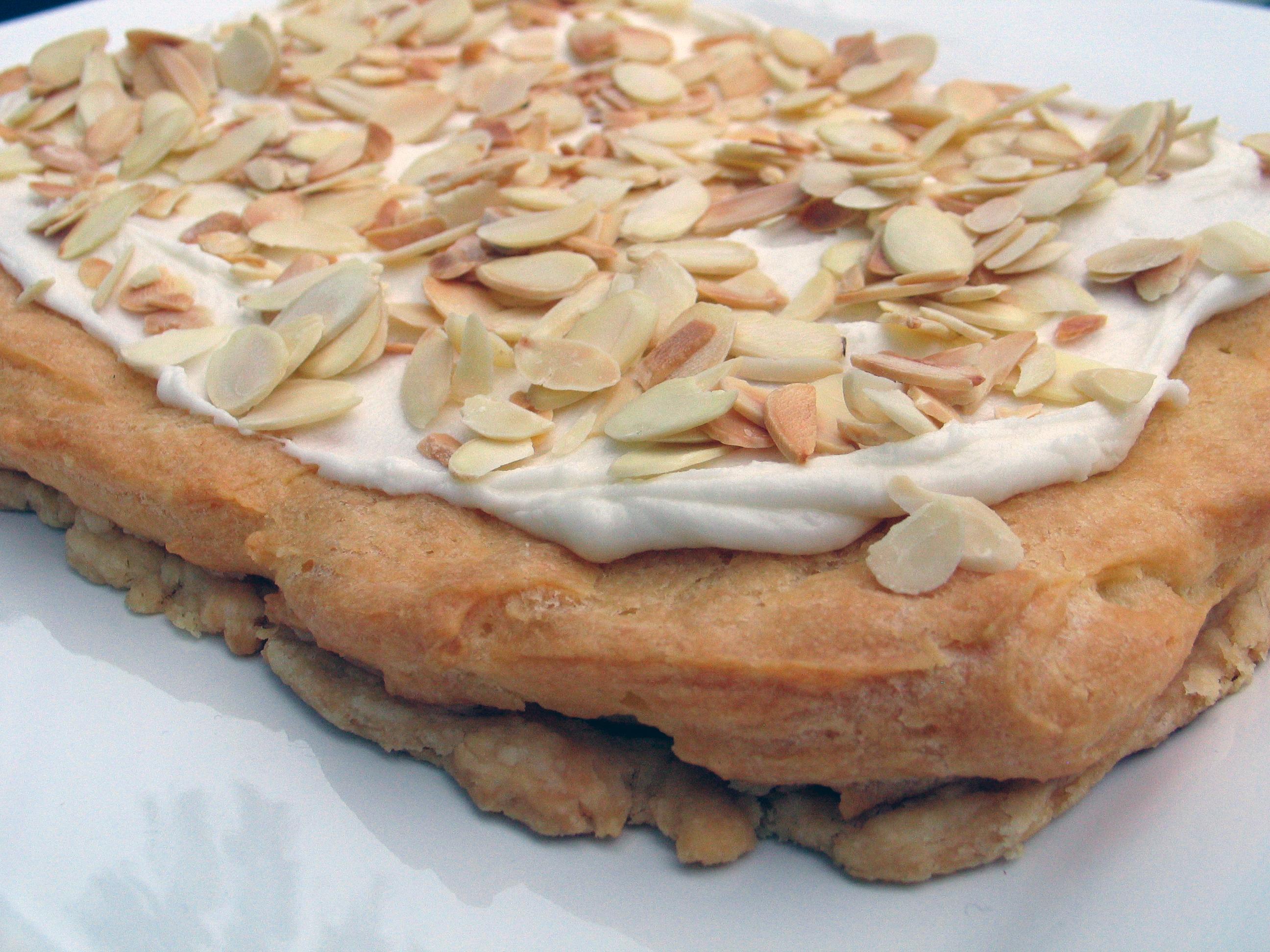 Danish Almond Puff