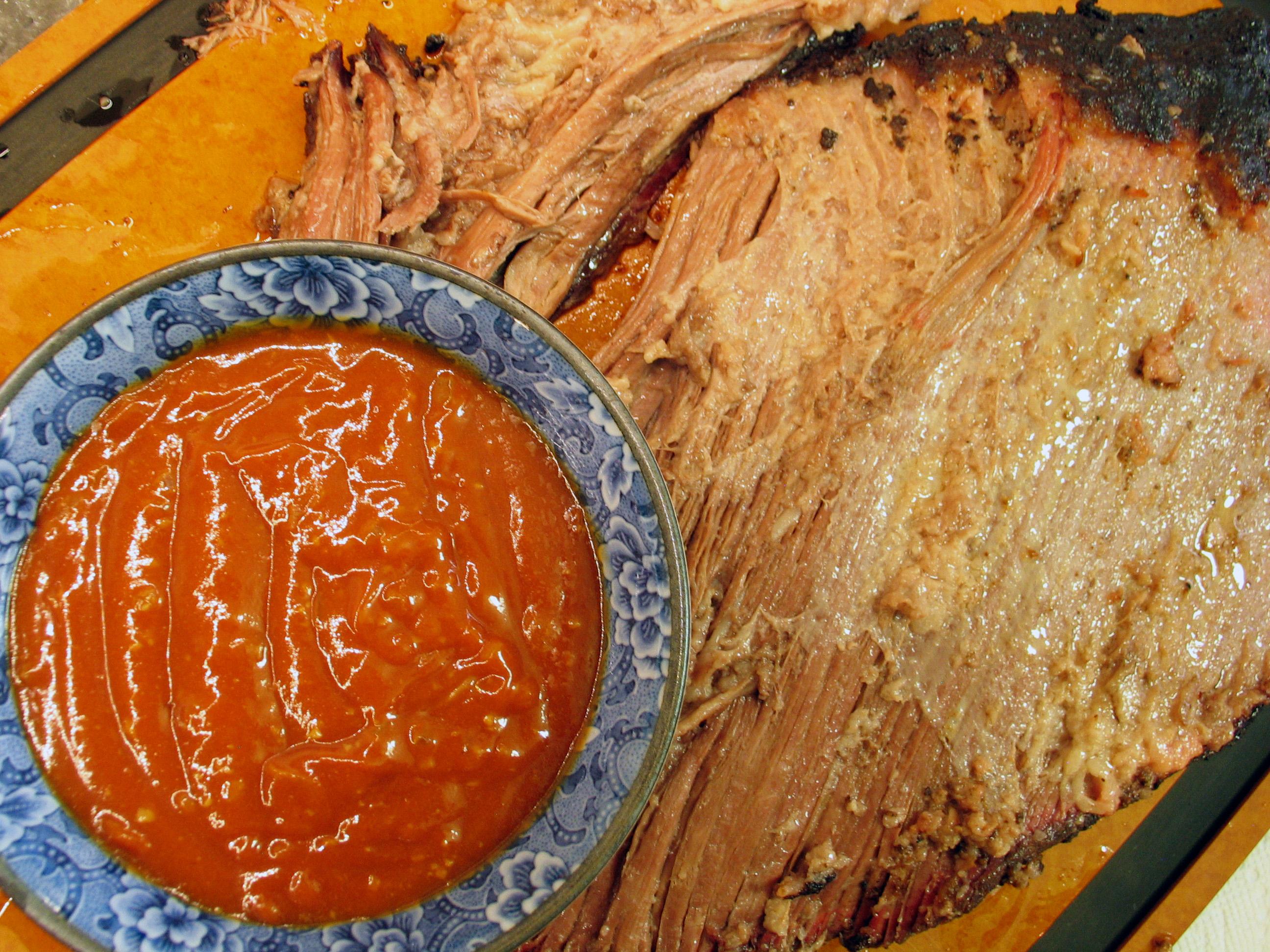 Brisket Sauce