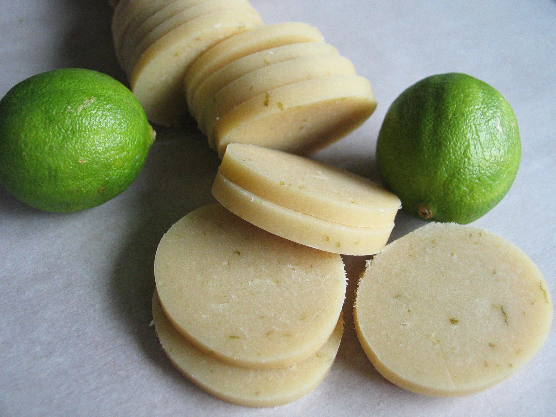 Key Lime Meltaways