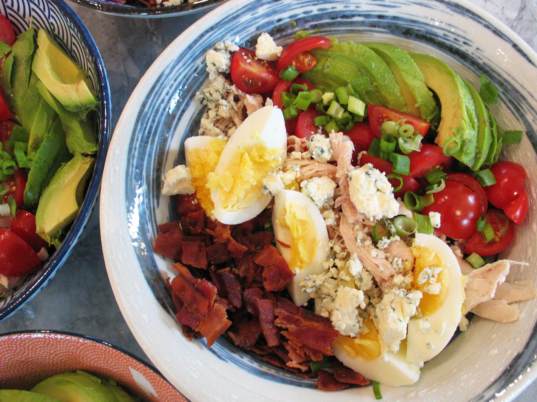 Cobb Salad (Any Which Way You Wish)