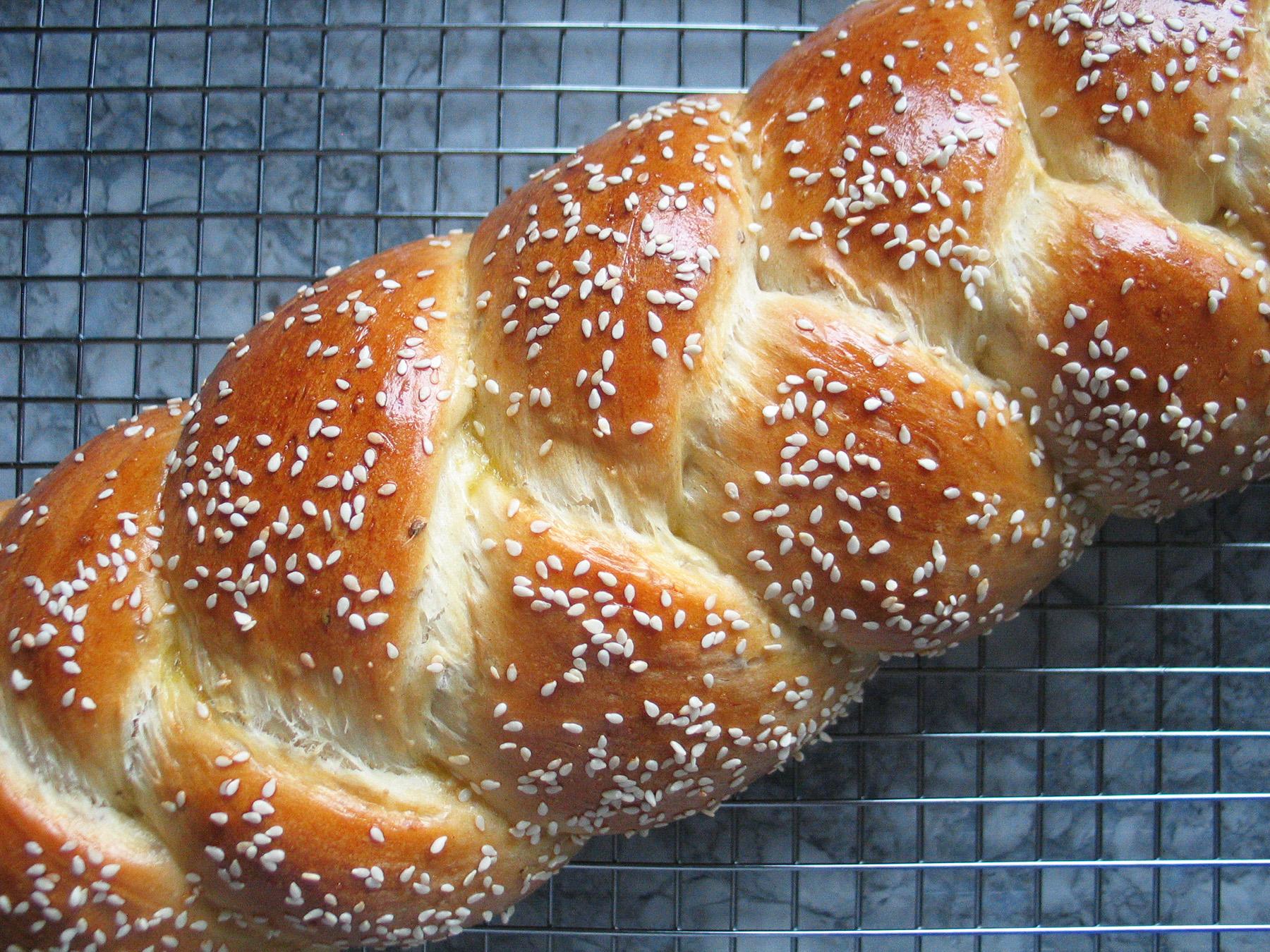 Dorial's Greek Easter Bread