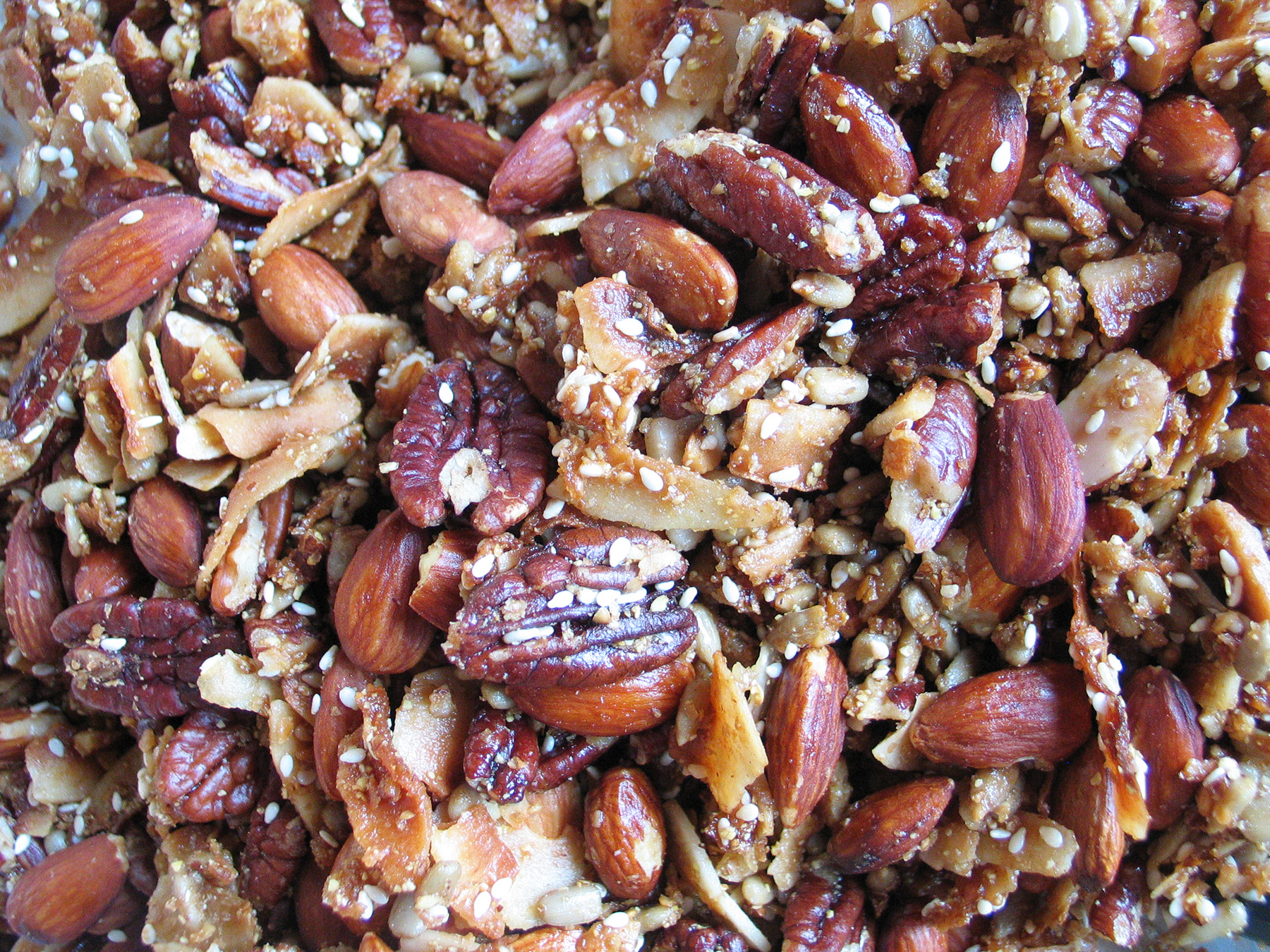 Granola (Nut and Seed)