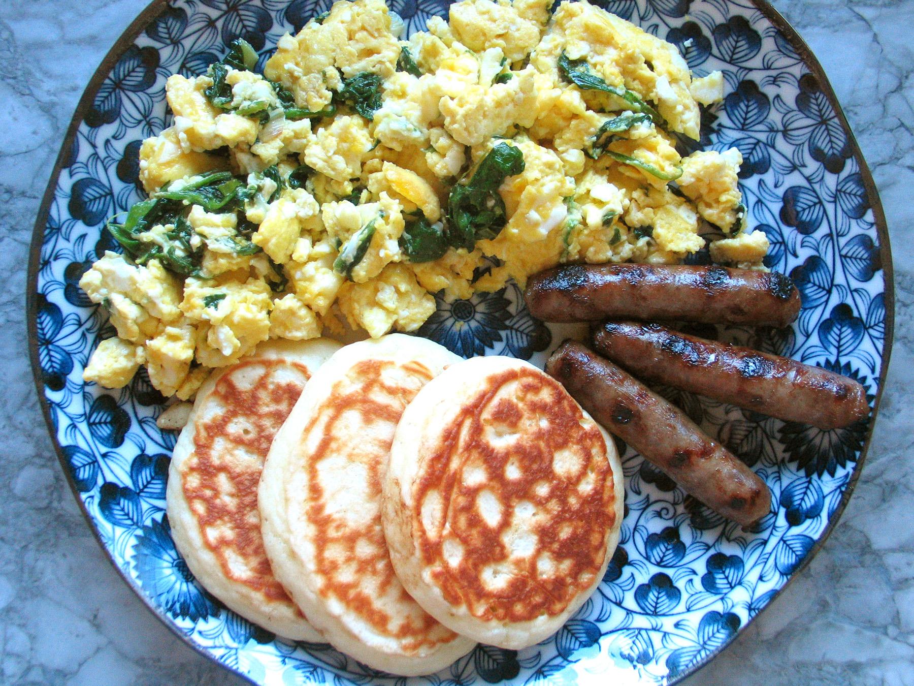 Marlow's Easy Pancakes