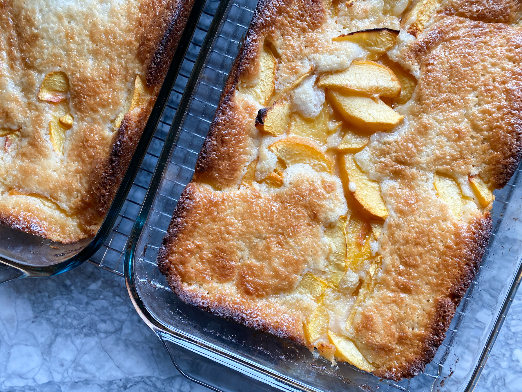 Summer (Peach!) Cobbler