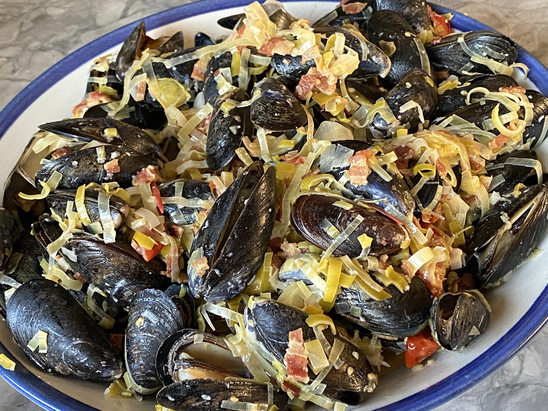Marija's Mussels