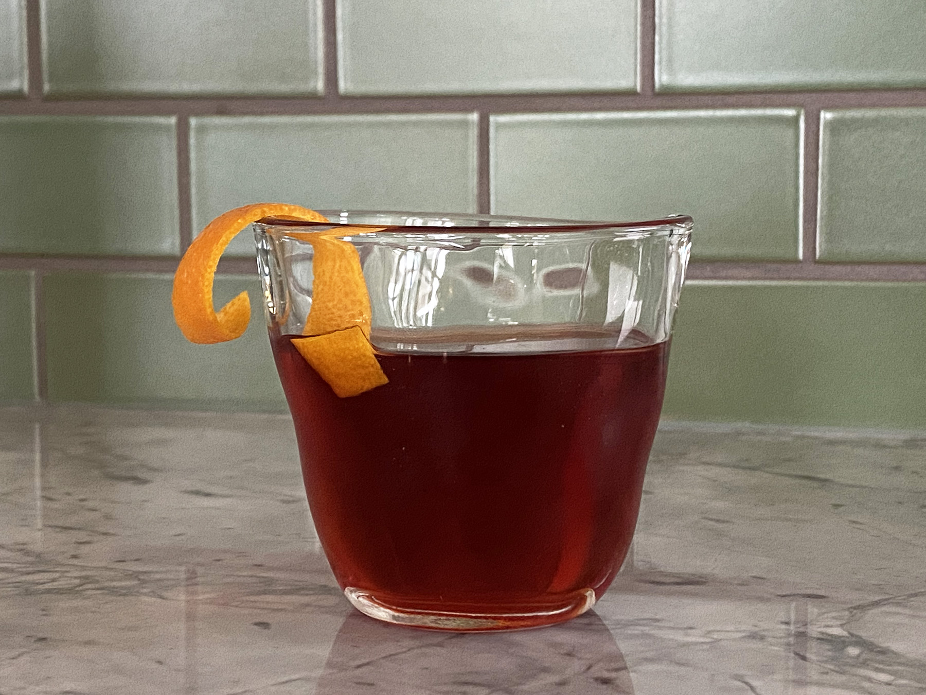 Negroni (with variations)