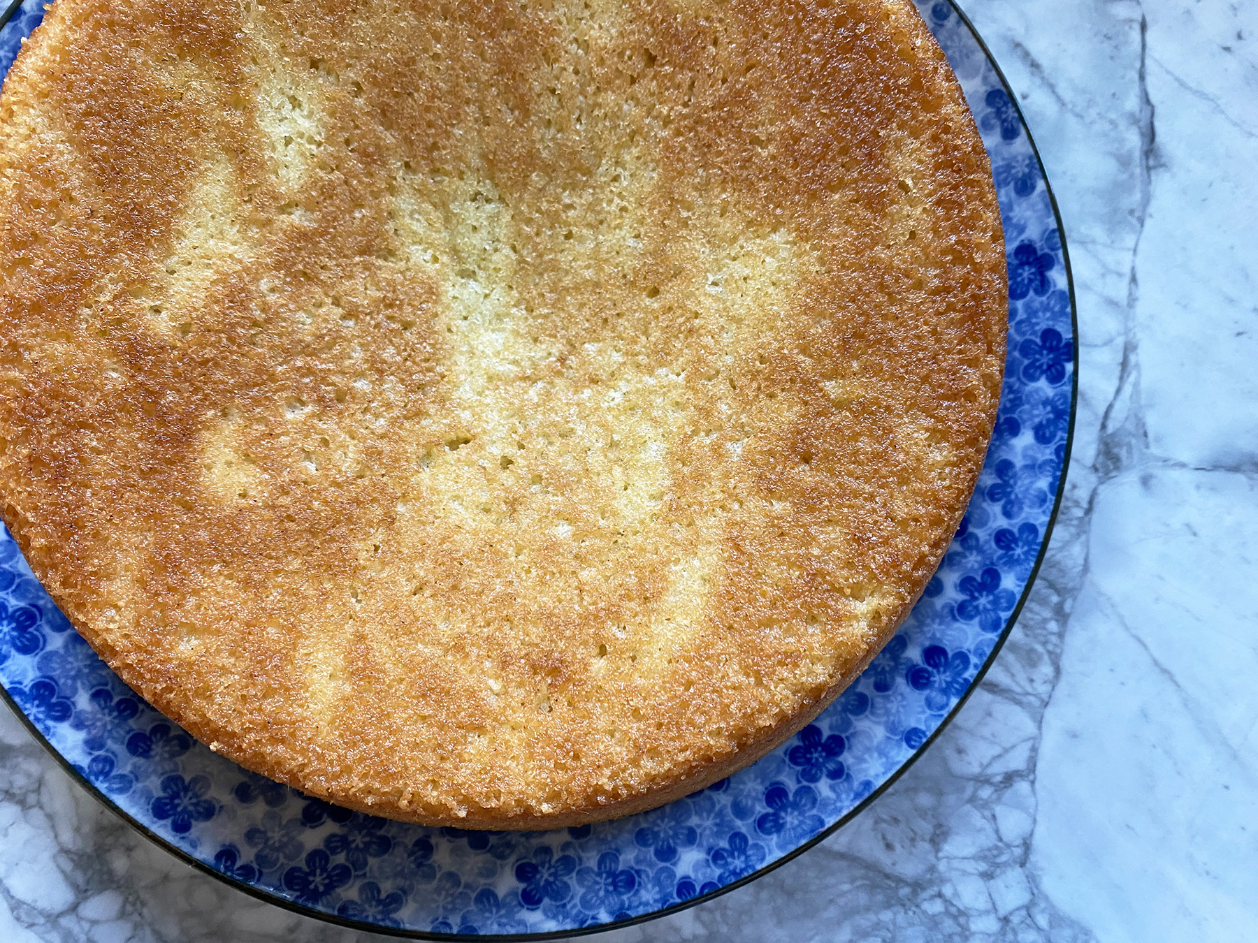 Lemon Almond Cake (Gluten-Free)