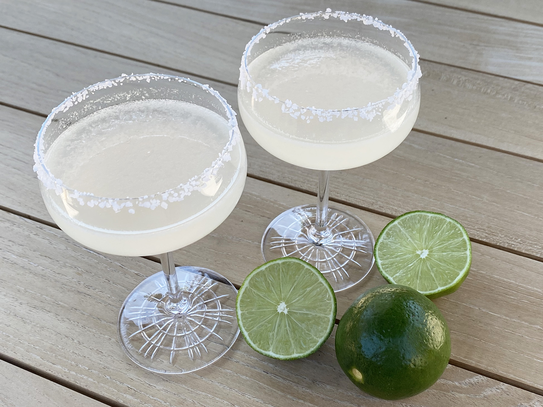 Our Favorite Margarita